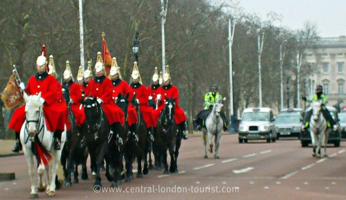 Changing of the Guards   is a MUST see!